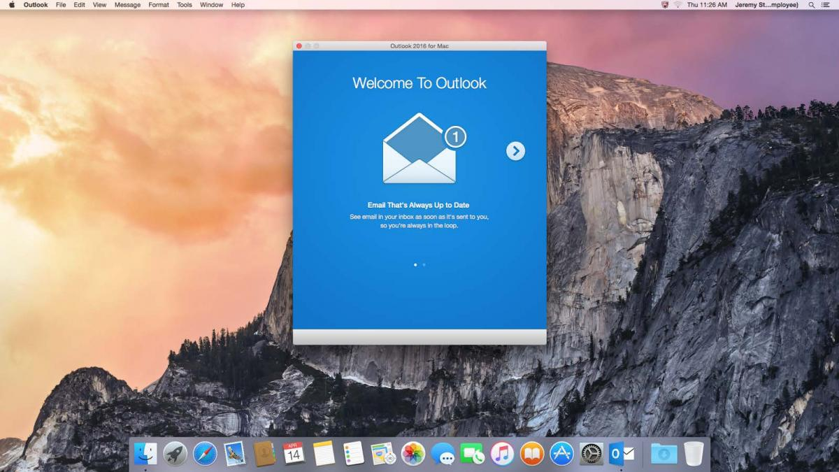 MacOutlook versions